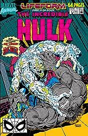 Incredible Hulk (1962-1999) Annual #16