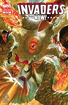 Invaders Now! (2010-2011) #4 (of 5)