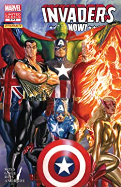 Invaders Now! (2010-2011) #5 (of 5)