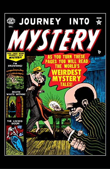 Journey Into Mystery #4