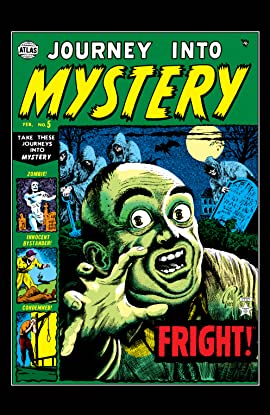 Journey Into Mystery (1952-1966) #5