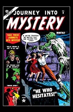 Journey Into Mystery (1952-1966) #8