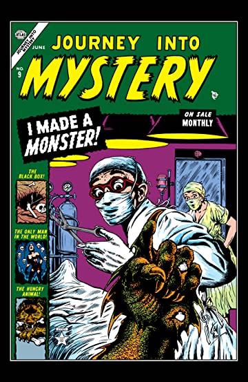 Journey Into Mystery #9
