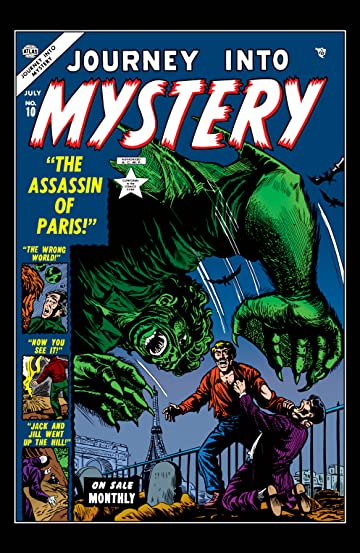 Journey Into Mystery (1952-1966) #10