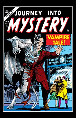 Journey Into Mystery (1952-1966) #16