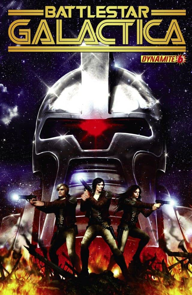 Classic Battlestar Galactica Vol. 2 #6: Digital Exclusive Edition