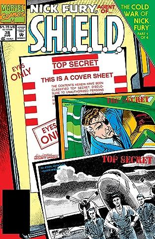 Nick Fury, Agent of S.H.I.E.L.D. (1989-1992) #38