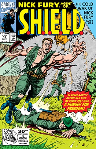 Nick Fury, Agent of S.H.I.E.L.D. (1989-1992) #39