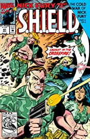 Nick Fury, Agent of S.H.I.E.L.D. (1989-1992) #41