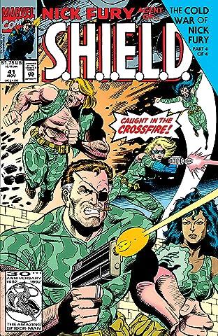 Nick Fury, Agent of S.H.I.E.L.D. (1989-1992) #41