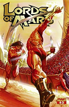 Lords of Mars #5 (of 6)