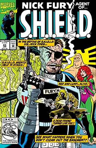 Nick Fury, Agent of S.H.I.E.L.D. (1989-1992) #43