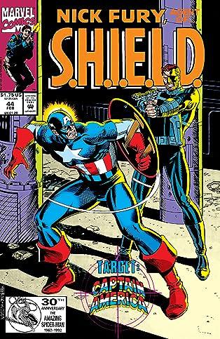 Nick Fury, Agent of S.H.I.E.L.D. (1989-1992) #44