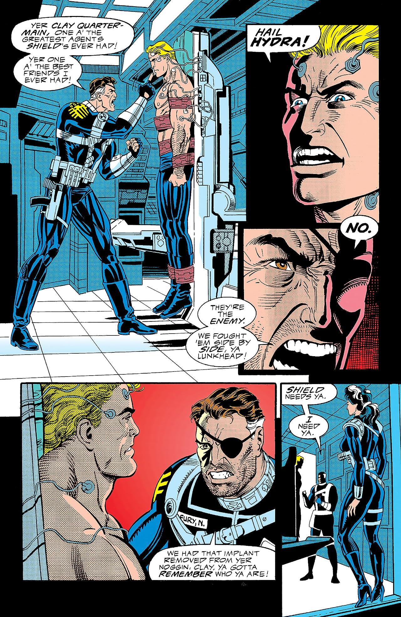Nick Fury, Agent of S.H.I.E.L.D. (1989-1992) #46