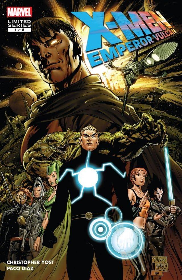 X-Men: Emperor Vulcan #1 (of 5)