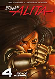 Battle Angel Alita Vol. 4