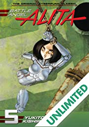 Battle Angel Alita Vol. 5