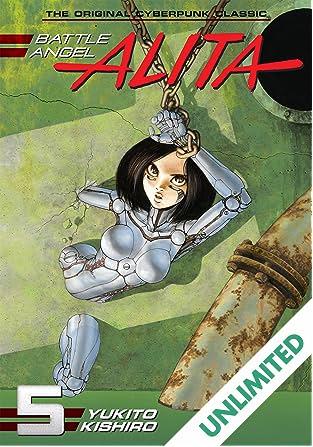 Battle Angel Alita Vol. 5
