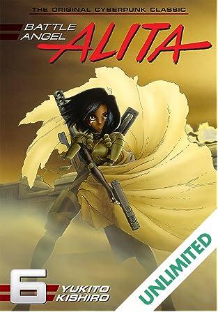 Battle Angel Alita Vol. 6