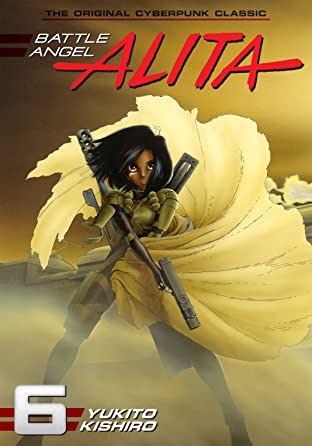 Battle Angel Alita Tome 6