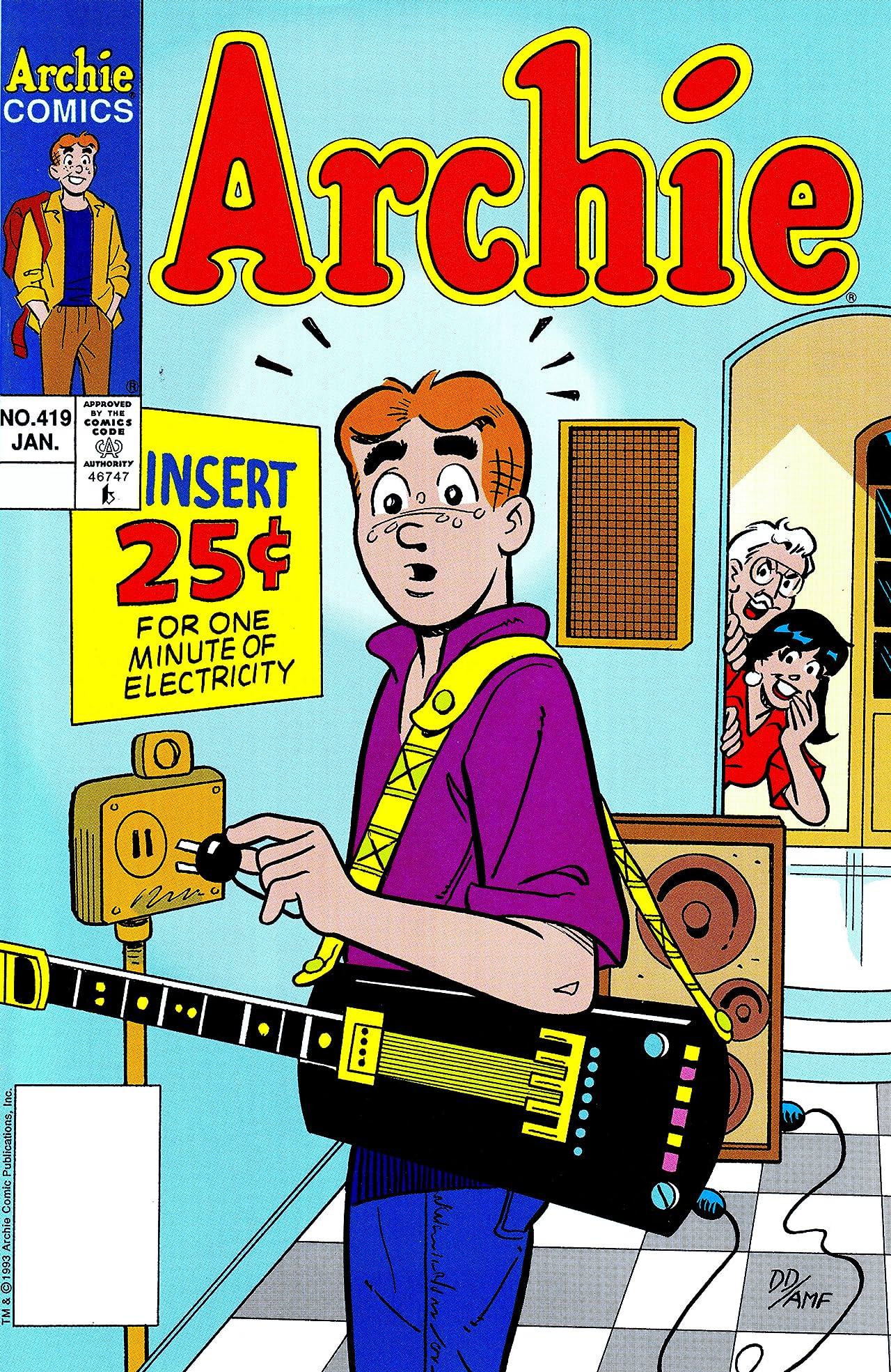 Archie #419