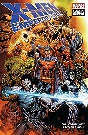 X-Men: Emperor Vulcan #3 (of 5)