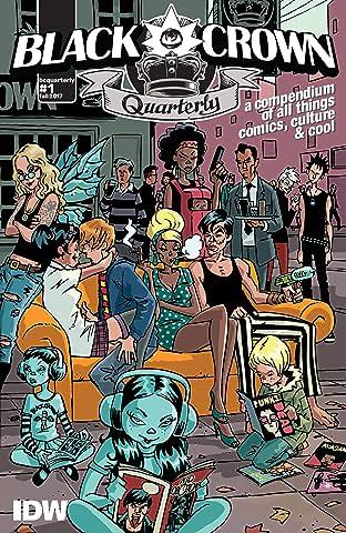 Black Crown Quarterly No.1: Fall 2017