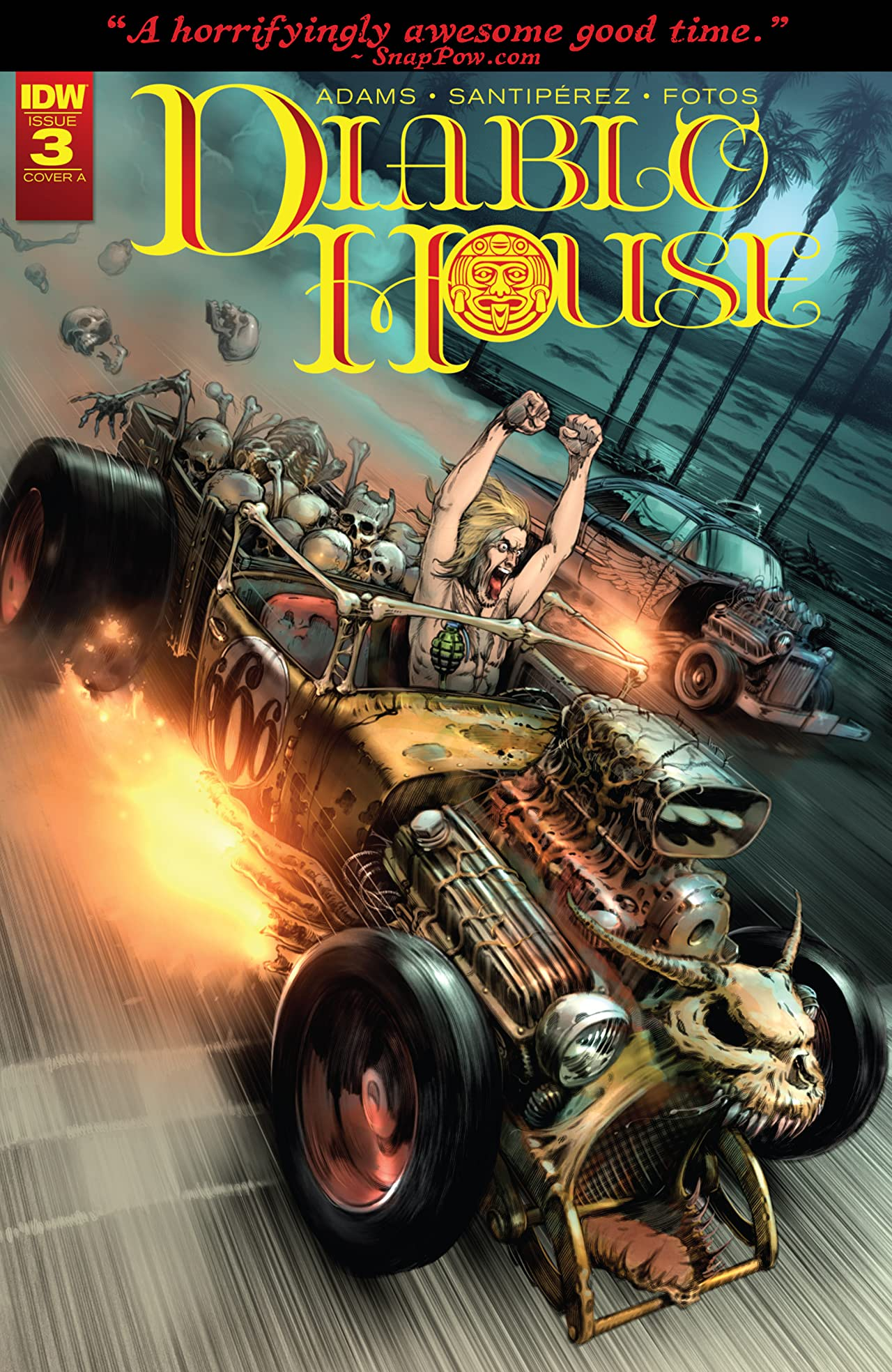 Diablo House #3