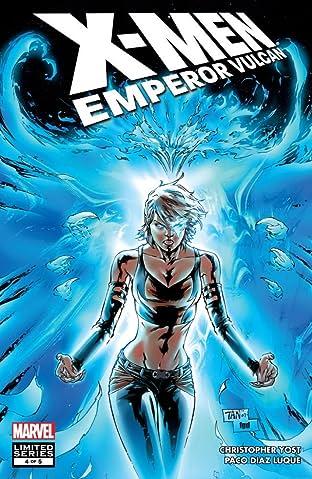 X-Men: Emperor Vulcan #4 (of 5)
