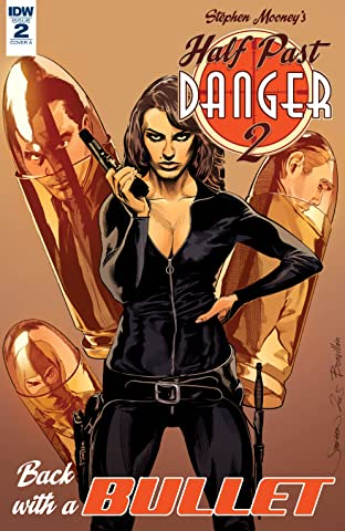 Half Past Danger II: Dead To Reichs No.2 (sur 5)