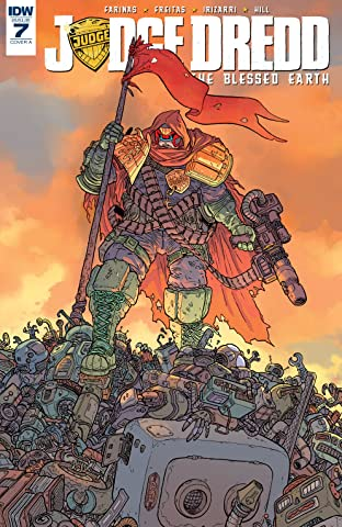 Judge Dredd: The Blessed Earth #7