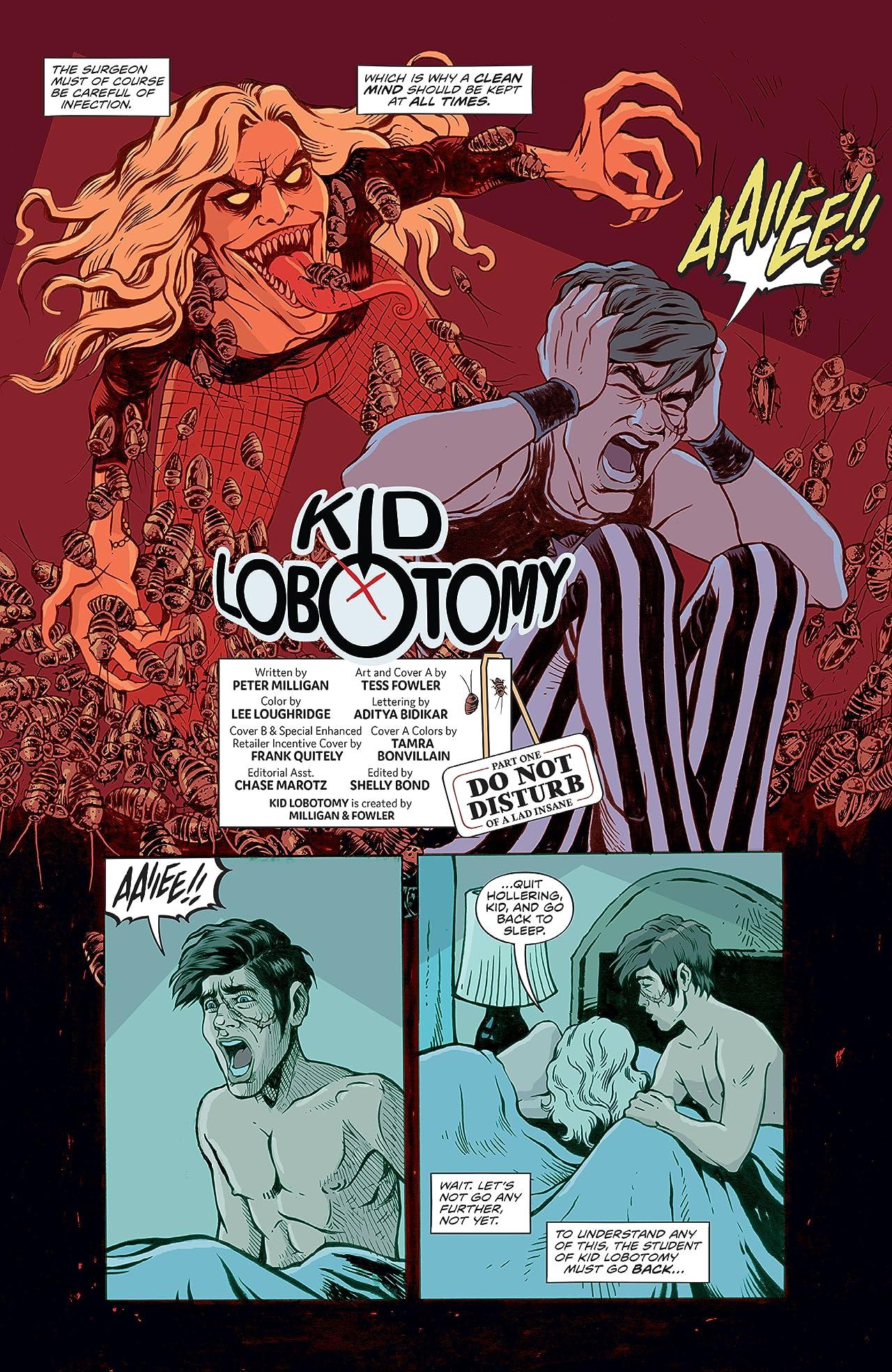 Kid Lobotomy #1