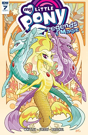My Little Pony: Legends of Magic No.7