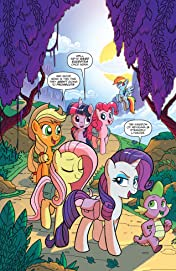 My Little Pony: Treasury Edition: Ponies of Darkwater