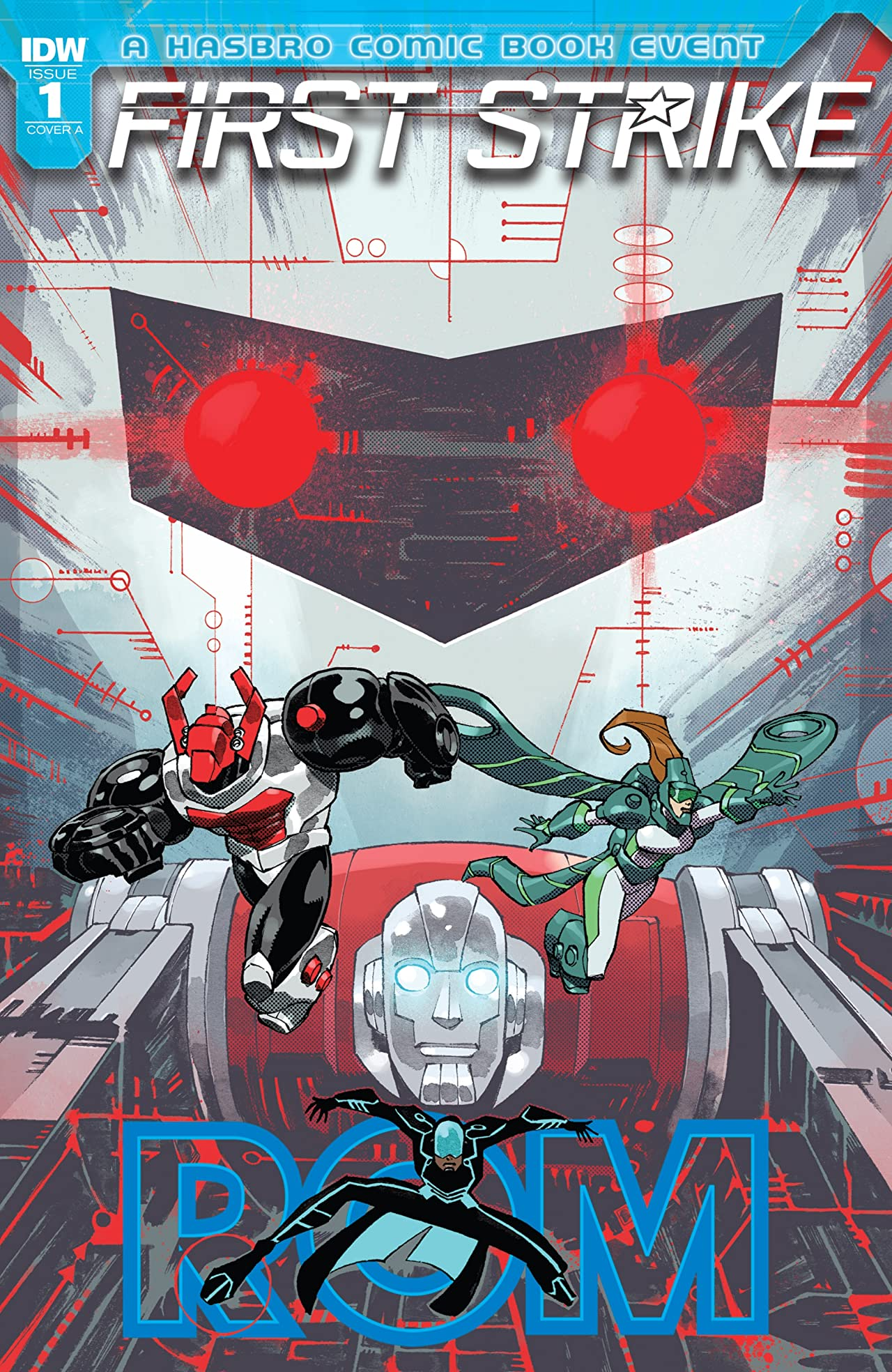 ROM: First Strike #1