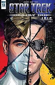 Star Trek: Boldly Go #13