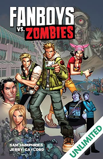 Fanboys vs. Zombies Vol. 1