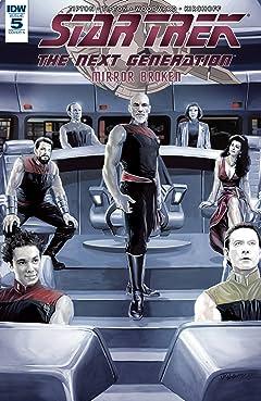 Star Trek: TNG: Mirror Broken No.5