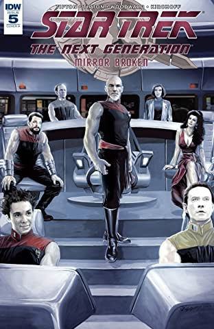 Star Trek: TNG: Mirror Broken No.5