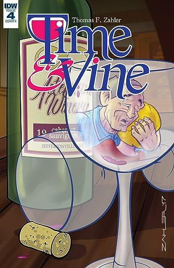 Time & Vine #4