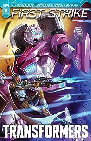 Transformers: First Strike #1