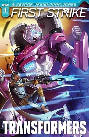 Transformers: First Strike No.1