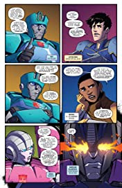 Transformers: First Strike #1