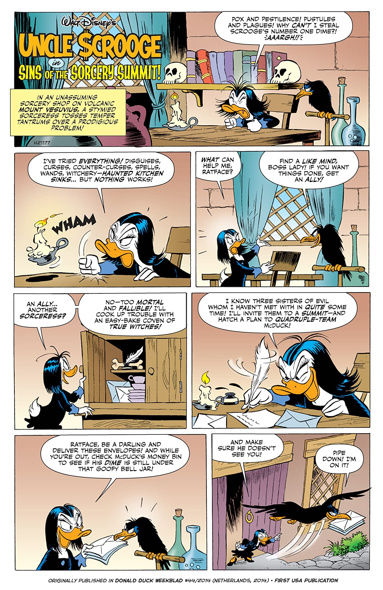 Uncle Scrooge #31
