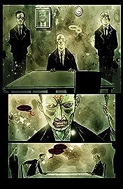 Wormwood, Gentleman Corpse: Mr. Wormwood Goes to Washington #2 (of 3)