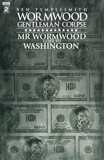 Wormwood, Gentleman Corpse: Mr. Wormwood Goes to Washington No.2 (sur 3)