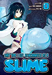 That Time I Got Reincarnated As A Slime Tome 1