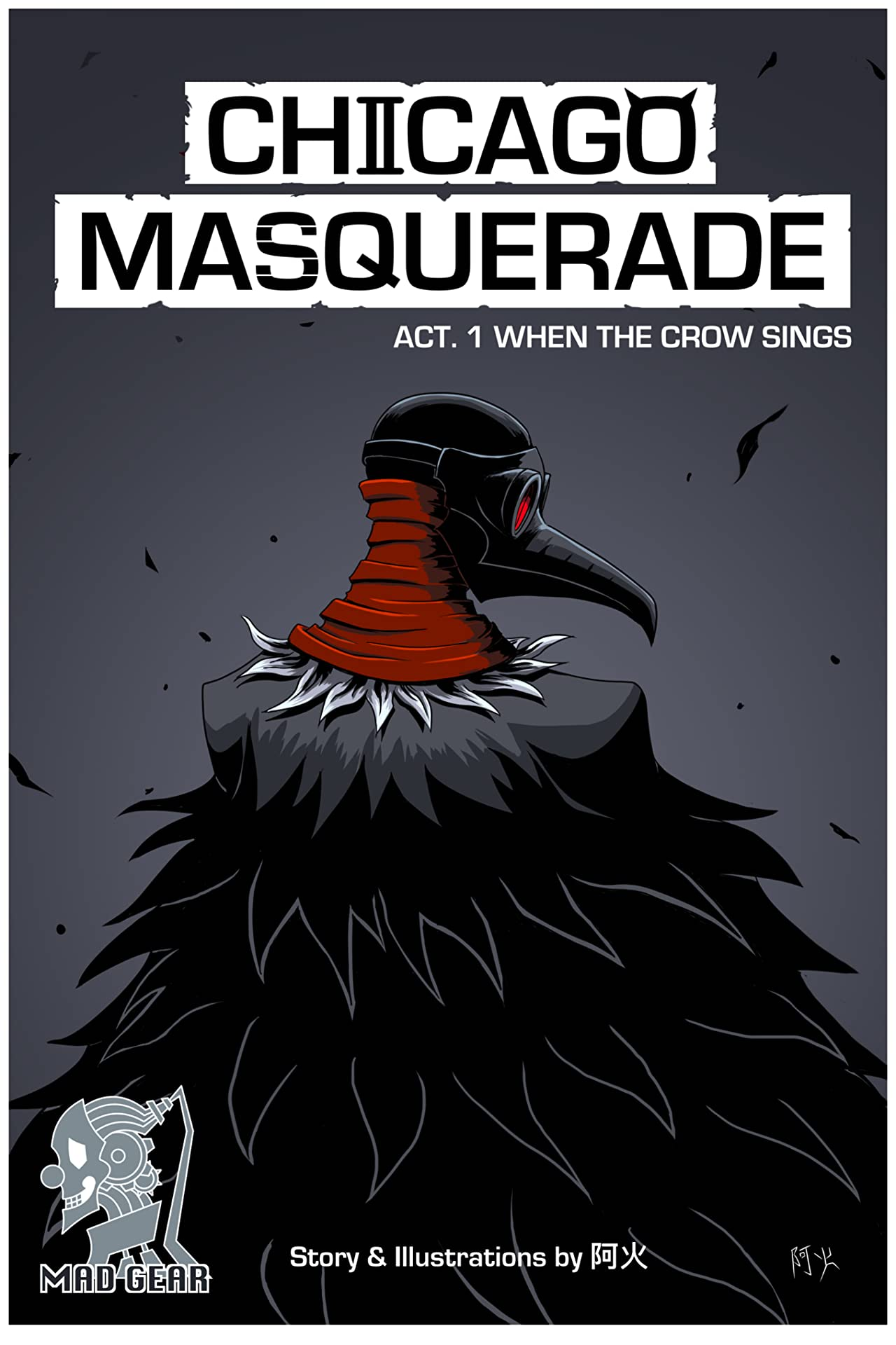 Chicago Masquerade #1