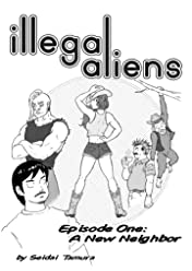 Illegal Aliens #1