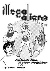 Illegal Aliens #1